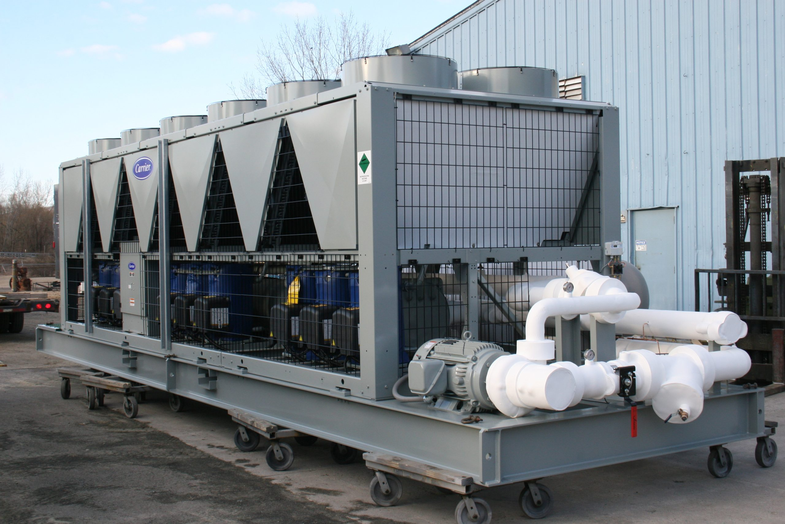 Portable Chiller for Submarines